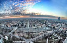 Buongiorno #Milano Foto di Andrea Cherchi #milanodavedere Milano da Vedere