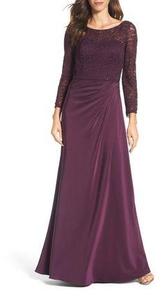 3294ef3b 25 Best Plum Mother of the Bride Dresses images | Alon livne wedding ...