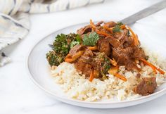 Crockpot Paleo Thai Stew Recipe from Meals Made Simple.
