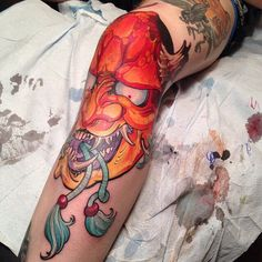 James Tex, Deadly Tattoos