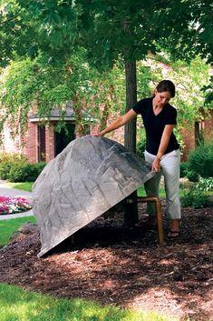 Dekorra Products | Model 103 | Artificial Rock Cover | Fake Faux Rock Enclosure | MailboxUniverse.com