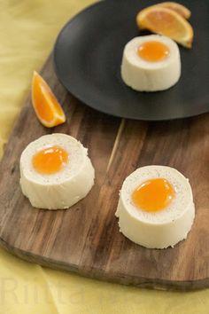 Hirsitalon keittiössä: Veriappelsiinisiirappi ja pannacotta Eggs, Breakfast, Food, Morning Coffee, Eten, Egg, Meals, Morning Breakfast, Egg As Food