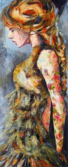 ♪ Arte de Céline Brossard