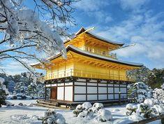 Heavy Snowfall Transforms Kyoto into Wintry Wonderland   Spoon & Tamago