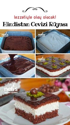 Subway Cookie Recipes, Subway Cookies, Turkish Kitchen, Turkish Recipes, Cake Tutorial, Chocolate Cake, Sweet Tooth, Food And Drink, Sweets