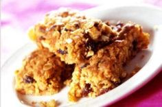 Cranberry and cinnamon traybake recipe - goodtoknow