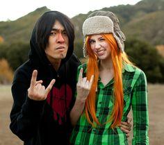 Wendy and Robbie by thebooradlus.deviantart.com on @DeviantArt