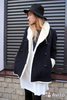 Зимнее пальто - бушлат от Bash— фотография №2