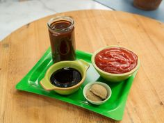 Get Sweet and Sticky BBQ Sauce (Kansas City Style) Recipe from Food Network