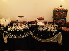 Coffee bar/snack bar complete set up