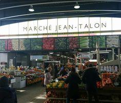 Marche Jean Talon,  Canada