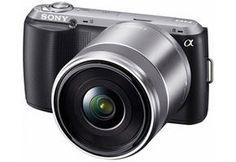 Sony NEX-C3 (clique na imagem para detalhes)