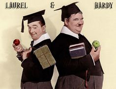Laurel & Hardy - A Chump at Oxford - 1940