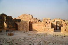 Jordan's Desert Castles – Qasr Al-Hallabat