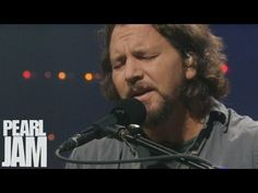 """""""Stay with me.. Let's just breathe."""" Just Breathe - Live At Austin City Limits - Pearl Jam"""
