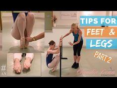 TIPS for FEET & LEGS | PT 2 - YouTube