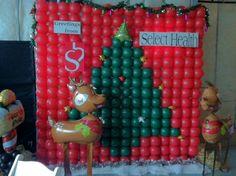 holiday party decor