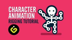 In this tutorial, we'll take a look at how to create a simple character in Adobe Illustrator and rig is using the Duik plugin in Adobe After Effects.