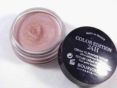 Bourjois Color Edition 24h sombras en crema