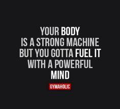 Feed the machine!