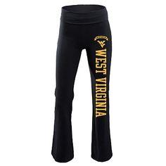 Soffe West Virginia Mountaineers  NCAA Yoga Pants