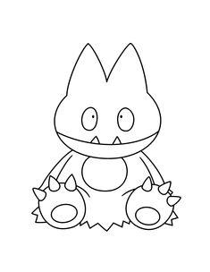 Ausmalbilder Pokemon Evoli Malvorlagen Pinterest