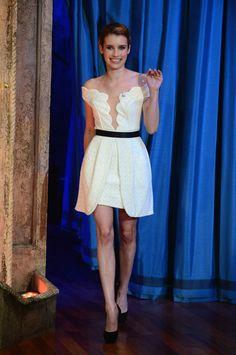 Emma Roberts in Three Floor