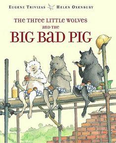 36 best Three pigs images on Pinterest | Three little pigs, Piglets ...