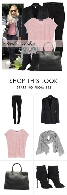 """""""Street Style: Nicole Richie"""" by pianogirlzoe ❤ liked on Polyvore featuring J Brand, STELLA McCARTNEY and Violeta by Mango"""