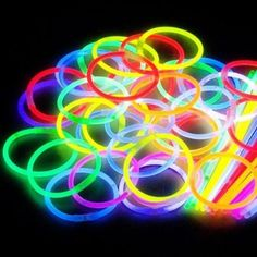600er Knicklichter,Glow Sticks,Leuchtsticks