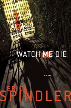 """""""Watch Me Die"""" by Erica Spindler --- I read this on the recommendation of JT Ellison (aka @thrillerchick on Twitter) and I was not disappointed! Main character is a stained glass artist and restorationist whose life is being threatened, possibly by her believed-to-be-dead husband whose body was never found in the post-Hurricane Katrina cleanup. As someone who was in the Katrina mess, it was a rather cathartic experience to read this book. All good memories. And on top of that, I discovered a…"""