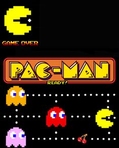 Apple Watch Face - Pacman. pacman pac man games