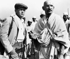 "Martin Sheen & Ben Kingsley in ""Ghandi"", 1982"