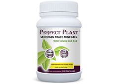 Get a FREE Sample of Perfect Plant  Multivitamin!