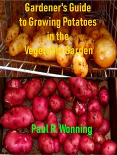 Gardener's Guide to Growing Potatoes in the Vegetable Garden ebook by Paul R. Wonning - Rakuten Kobo Gardener's Guide To Growing Potatoes In The Vegetable Garde. Potato Gardening, Irish Potatoes, Growing Vegetables, Vegetable Garden, Knowledge, Author, Culture, Free Shipping, Food