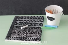 10 Ways to #DIY Your Notebooks!