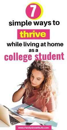 Are you conflicted about living with your parents while going to college? There are many benefits to staying at home while studying. Firstly, it is a great way to save money. Secondly, your meals and laundry. will be done for you. Thirdly, you can enjoy your mom's home cooked meals. But, your parents may not treat you as a young adult child and may want you to follow your childhood rules. They may not give you the privacy you want. It may be hard to focus on your studies as well. This post…