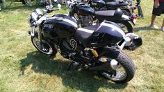 Sportclassic 1000 Cafe - I took this pic at Ypsi Ton-Up 2012. My favorite