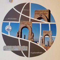 Un avant gout pour la croisière au départ de Marseille | Scrapbooking européen