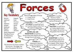 Forces Science Fact Mat Display