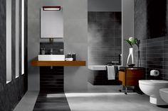 Loving this Villeroy and Boch bathroom suite Bathroom Vanity Tray, Bathroom Niche, Bathroom Interior, Design Bathroom, Bathroom Ideas, Furniture Vanity, Home Decor Furniture, Bad Inspiration, Bathroom Inspiration