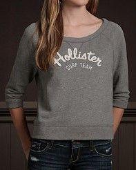 Hollister $25 & Under Secret Sale on Hoodies, Sweaters, Shirts/Sweatshirts! #dealsplus