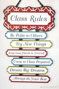 Isabella Classroom Décor - Decorate your in trendsetting fashion with our Isabella Collection! From décor to storage and much, much more,. Classroom Rules Poster, Classroom Charts, Classroom Board, Classroom Quotes, Classroom Behavior, Classroom Design, Kindergarten Classroom, Classroom Decor, Space Classroom