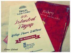 2Dirhem 1Çekirdek: 33.İstanbul Uluslararası Kitap Fuarı/TÜYAP/8-16 Ka...