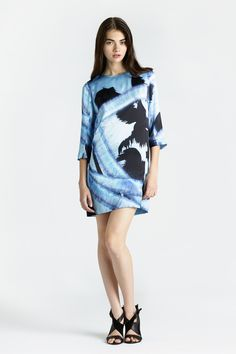 Aaron Young x Surface to Air - A Dress V2 - SS13 Women. #aaronyoung #surfacetoair #S2A #specialproject #art #fashion