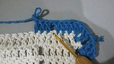 JOGO DE COZINHA HARMONIA EM CROCHÊ COM PASSO A PASSO Knitted Hats, Crochet Hats, Pineapple Crochet, Filet Crochet, Floor Mats, Knitting, Crochet Rug Patterns, Needlepoint, Manualidades