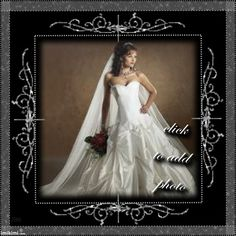 BEAUTIFUL BRIDE FRAME from Imikimi