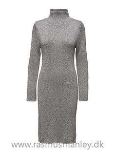 Ved Cheap Monday design Tøj # Silver Hard dress # Kvinder Bomuld Kjoler - Y839089553462