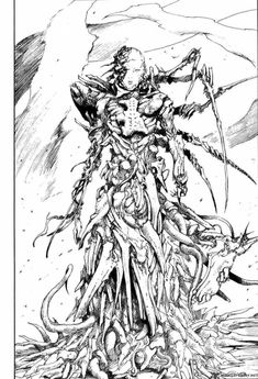 Abara 7 - Read Abara 7 Manga Scans Page Free and No Registration required for Abara 7 Horror Comics, Horror Art, Manga Art, Manga Anime, Apocalypse, Cyberpunk Anime, Science Fiction, Good Manga, Manga Illustration