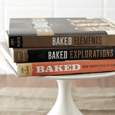 Matt Lewis' Cookbooks